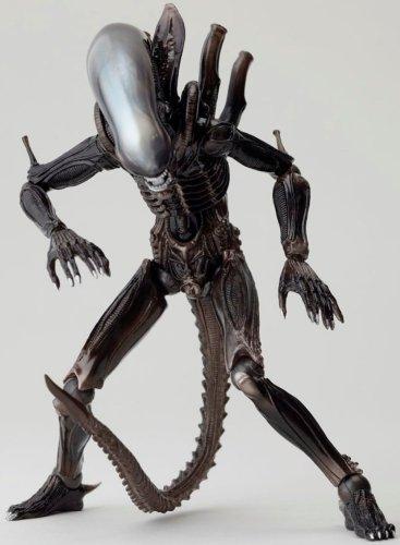 Alien Revoltech SciFi Super Poseable Action Figure #001 Alien Big Chap [Toy] (japan import) 7