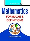 Mathematics Formulae & Definitions (RPH Pocket-Book/Handbook Series)