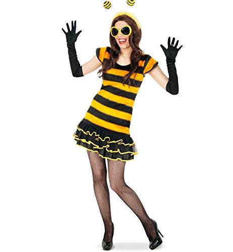 Bee Buzzy Kostüm (Damenkostüm