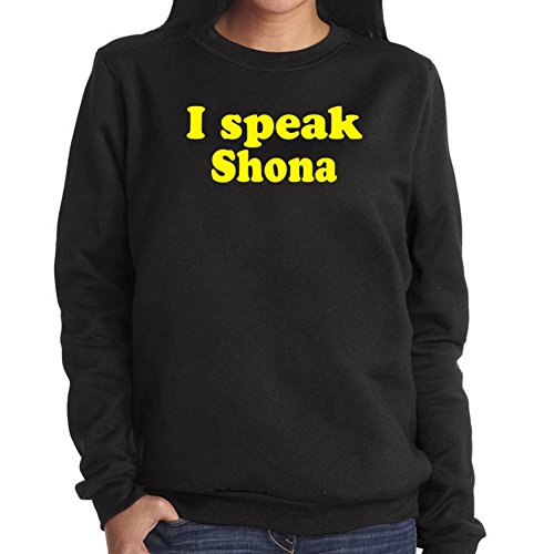 Felpa da Donna I SPEAK Shona