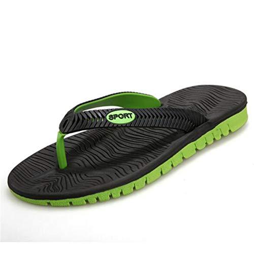 Männer Pantoffeln Schuhe Sommer Casual Beach Bathroom Männer Flip Flops
