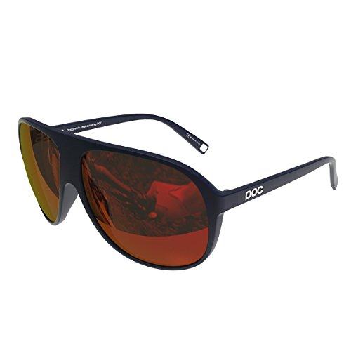POC Sonnenbrille DID-BOX, Granate Red/Hydrogen White, One Size, DI40438056BOX1
