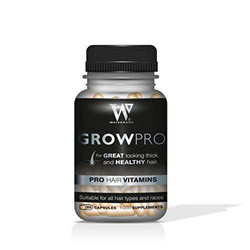 Best-Hair-Vitamins-GrowPro-Hair-Growth-Supplements-DHT-Blocker-for-Men-Women-Helps-Combat-Hair-Loss-Hair-Regrowth-with-Grow-Pro-by-Watermans