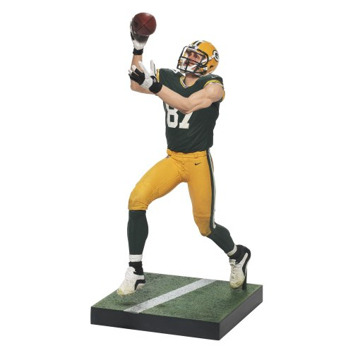 McFarlane NFL Series 32 JORDY NELSON - GREEN BAY PACKERS FIGUR Green Bay Packers Jordy Nelson