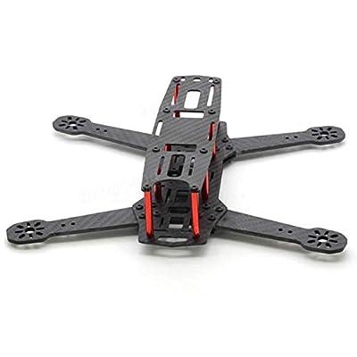 """ZMR250 V2 Carbon Fiber Racing Drone Frame 5"""" Propellers"""
