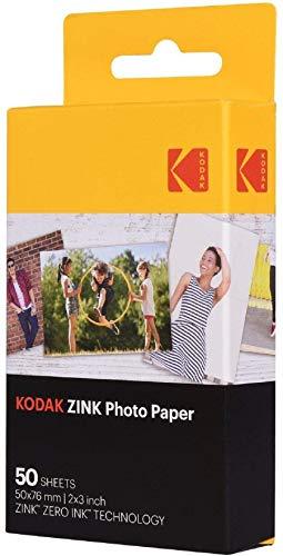 Kodak Zink - Photo Paper 50 Pièces