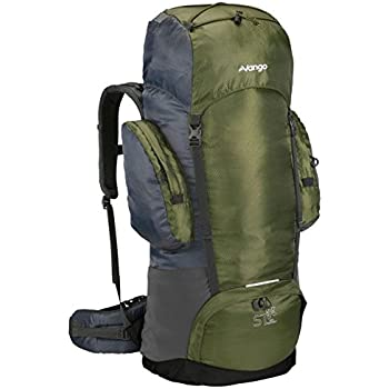 2067e1d10 Berghaus Men's Trailhead Outdoor Rucksack, Black/Carbon, 65 Litres ...