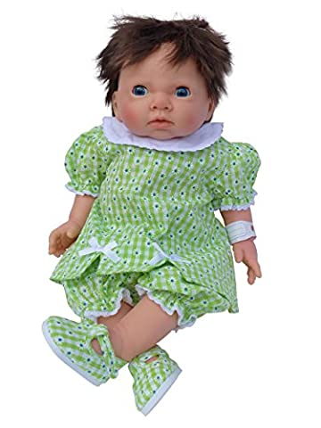New for Spring ! Dolls Daisy Dress and Bloomer Set