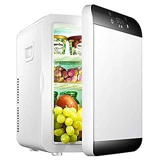 20L Tragbaren Kühlschrank Dual Voltage Auto Kühlschrank Elektrische Kühlbox 12 V 240 V Mini Kühlschränke Camping Strand Picknick, Kühlbox für Auto Camping,B
