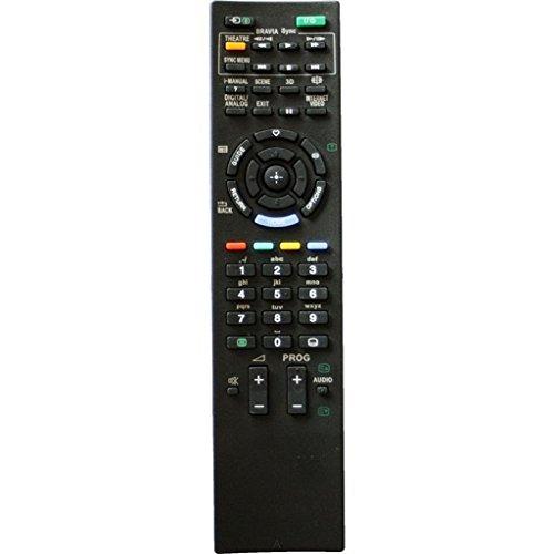 Télécommande pour Sony Bravia TV–LCD/Plasma/LED/3D–RM-ED034–rmed034–de rechange