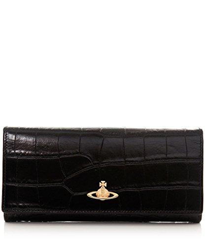 Vivienne Westwood Accessories Femmes sac à main en cuir petit royal oak Noir Noir
