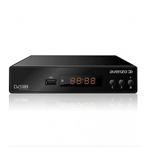 Avenzo AV4012 - Sintonizador TDT HD