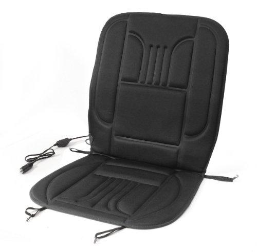 Dino 130004 Beheizbare Sitzauflage mit 2 Heizstufen inklusiv Bedieneinheit - Komfort für Kalte Tage