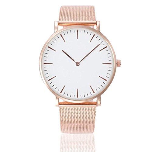 Uhrenarmband Armbanduhr Damen Uhren Wrist watch Steel Armband Casual Uhren Armbanduhr Armband Uhren Überwachung Watch Stahl Analoge Quarz Armbanduhr Uhr Uhrenarmband Uhren Armbanduhren LMMVP