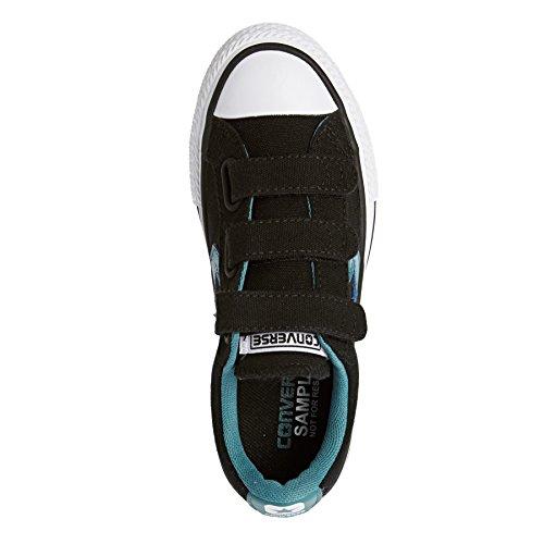 Converse 651822 Star Player EV 3V Kinder Sneakers (schwarz) Schwarz 3ebVZBvq5P