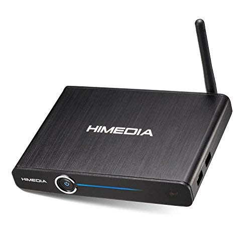 HIMEDIA™ Q30 4K (Ultra-HD) Media Player & 3D Android TV Box/Mini PC