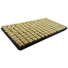 Cultivo lana de piedra (150Unidades. /2x 2cm)
