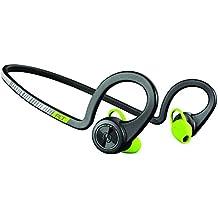 Plantronics BackBeat Fit II - Auriculares deportivos inalámbricos, color negro
