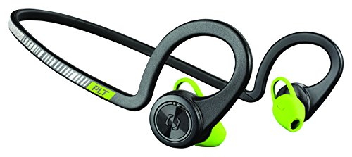 Plantronics BackBeat FIT - schnurloses Sport-Headset - Black Core