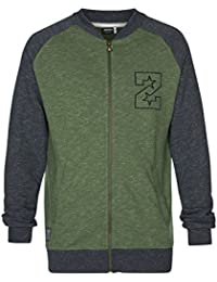 Zimtstern Herren Sweat Jacket Ward Men