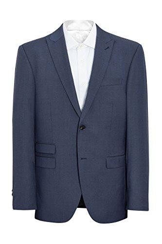 next Veste de costume Signature en crêpe Standard Homme Bleu