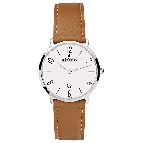 Reloj Mujer Michel Herbelin - 16915/21GO - CITY - Marron oscuro