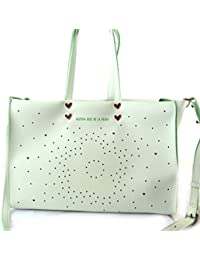 fa8d47406 'french touch' bolsa 'Agatha Ruiz De La Prada'agua verde - corazones. '