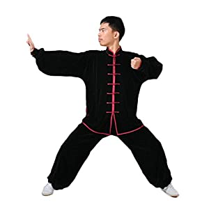 Nanxson Unisex SAMT Tai Chi Anzug Lose Training/Workout Sportanzug YDTZM0005