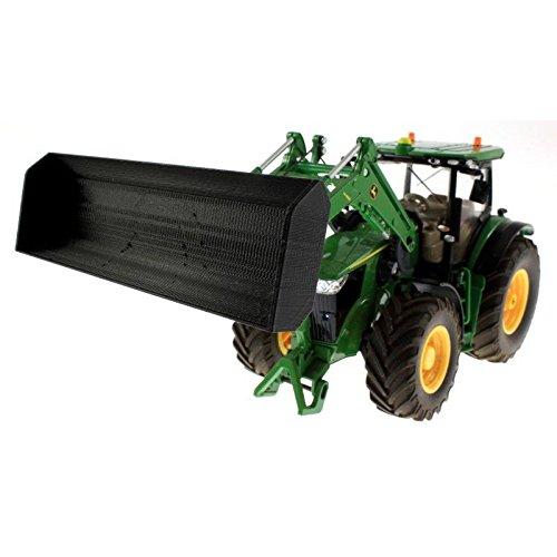 Schiebeschild für Siku Control 32 Traktoren (Grün)