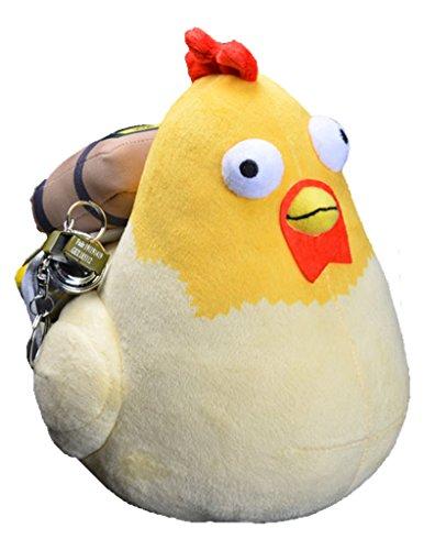 Chicken C4 Plüschtier CSGO Counterstrike Global Offensive