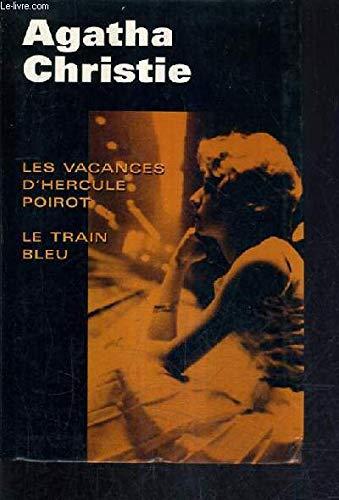 Les Vacances D'Hercule Poirot Le Train Bleu