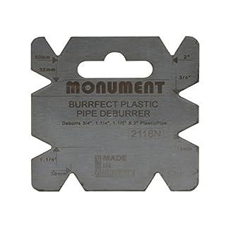 Monument 2116 2116N Burrfect Square De-Burrer