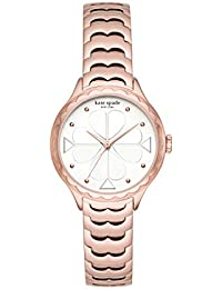 Kate Spade Analog White Dial Women's Watch-KSW1504