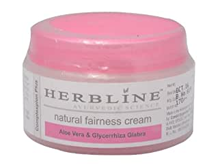 Herbline Natural Fairness Cream -50GM