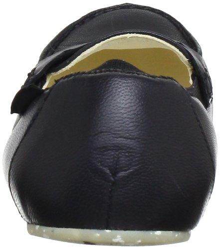 Jonny'S Kids 7314 Ak, Chaussures basses fille Noir (Negro-Schwarz)