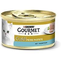 Gourmet Gold Feine Pastete mit Thunfisch, 12 - er pack,12 x 85 g