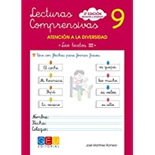 Lecturas comprensivas 9 - Leo Textos III