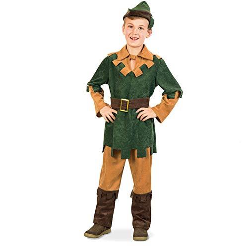 PARTY DISCOUNT® Kinder-Kostüm Robin Hood, Gr. 116