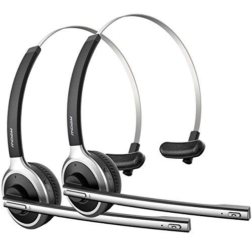 Mpow Auriculares para Oficina Cascos...