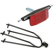 Shopper Erweiterungsset für Fahrräder | BigEasy Anhängerkupplung für Fahrradgepäckträger | Modelle Scala, Royal & Komfort