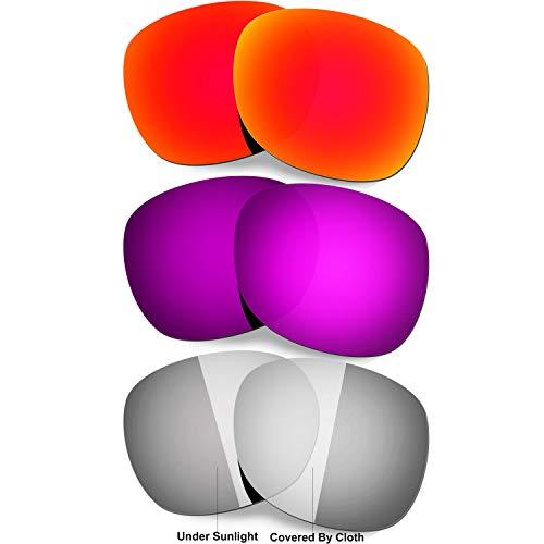 HKUCO Red/Purple/Transition/Photochromic Polarized d'occasion  Livré partout en Belgique
