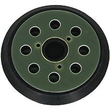 Plato lijador para MAKITA - Disco de lijado de Velcro Ø 125 mm - con 8-agujero para la extracción de polvo - suave o duro - a su elección - DFS
