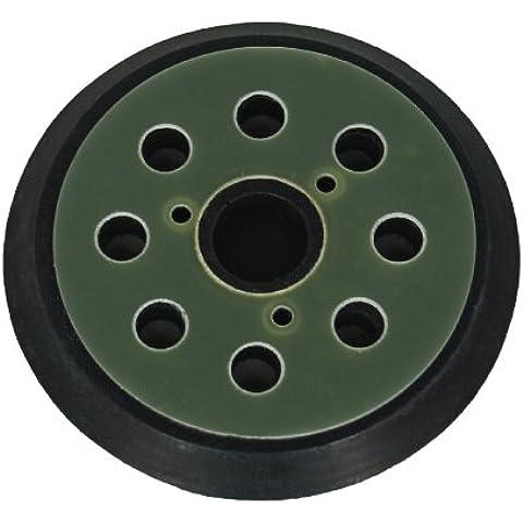 Plato lijador duro para DeWALT - Disco de lijado de velcro Ø 125 mm con 8-agujero para la extracción de polvo - suave, medio o duro - a su elección -