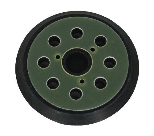 Preisvergleich Produktbild Schleifteller hart für Makita Klett-Schleifscheiben Ø 125mm - Stützteller mit 8-Loch Absaugung - in hart und soft verfügbar - DFS