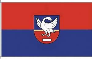 Anwesenheitsbanner Ganderkesee - 40 x 250cm - Flagge und Banner