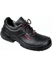 Grafters - Calzado de protección para hombre, color negro, talla 45.5