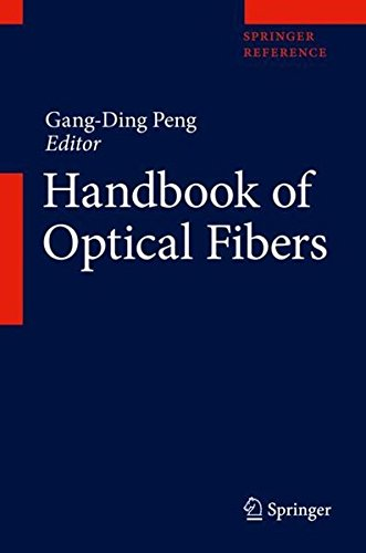 Handbook of Optical Fibers