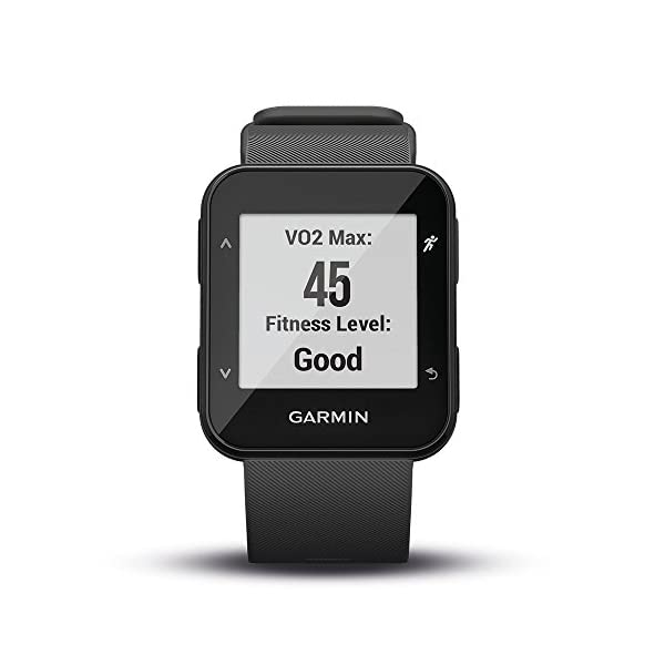 Garmin Forerunner 30 Orologio da Corsa con GPS, Grigio Scuro 2 spesavip