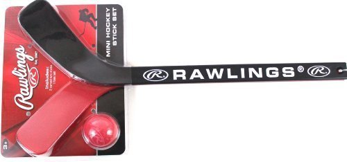 Stick Set by Rawlings (Mini-stick-hockey-set)