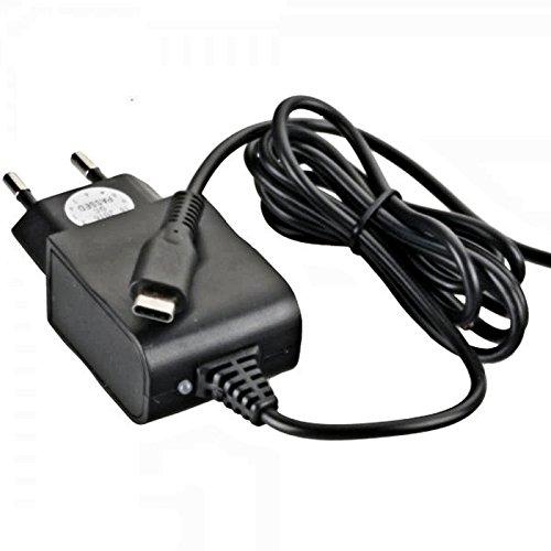2Ampères type C Micro USB Chargeur Câble de charge Chargeur secteur–100–240V–pour les appareils avec USB Port 3.1type C mâle